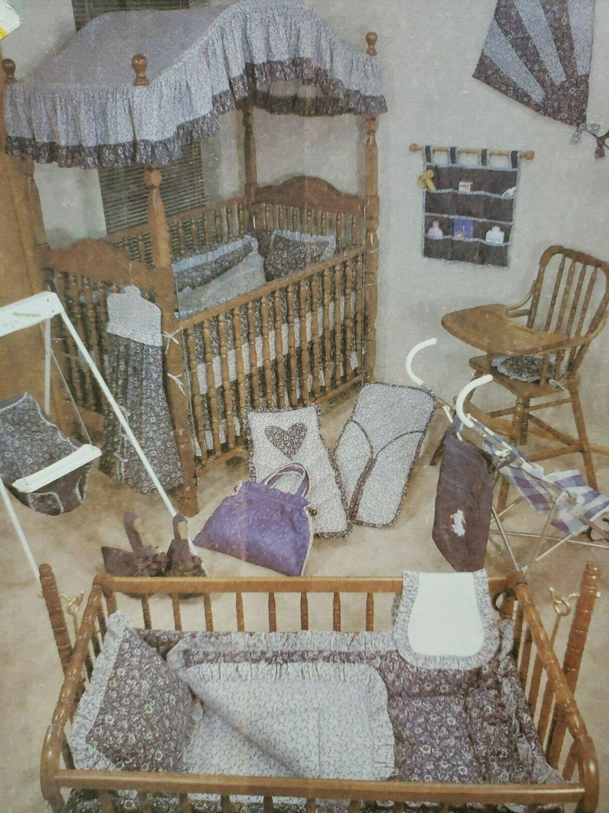 Sunrise Infant Nursery N1000 decor PATTERN