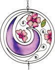 Angel Star Inspired Wind Chimes Flowers Abundant Harmony 726