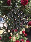 Large Iron Windchime 34 Recycled Metal Rustic Bells Garden D