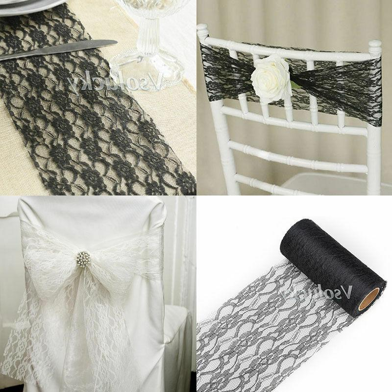 """Lace 6"""" x Runner Wedding Style"""