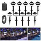 10-Pack Outdoor Landscape Fixtures Path Lighting Spot Lights