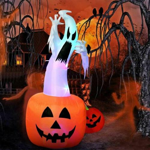 Blow Yard Decoration Halloween Inflatable Ghost
