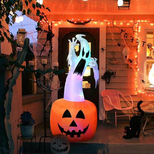 Blow Decoration Inflatable Ghost & Light