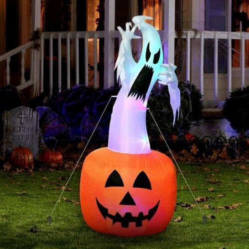 Blow up Outdoor Yard Decoration Halloween Inflatable Pumpkin