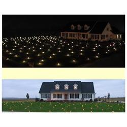Lawn Lights Illuminated Outdoor Decoration, LED, Christmas,