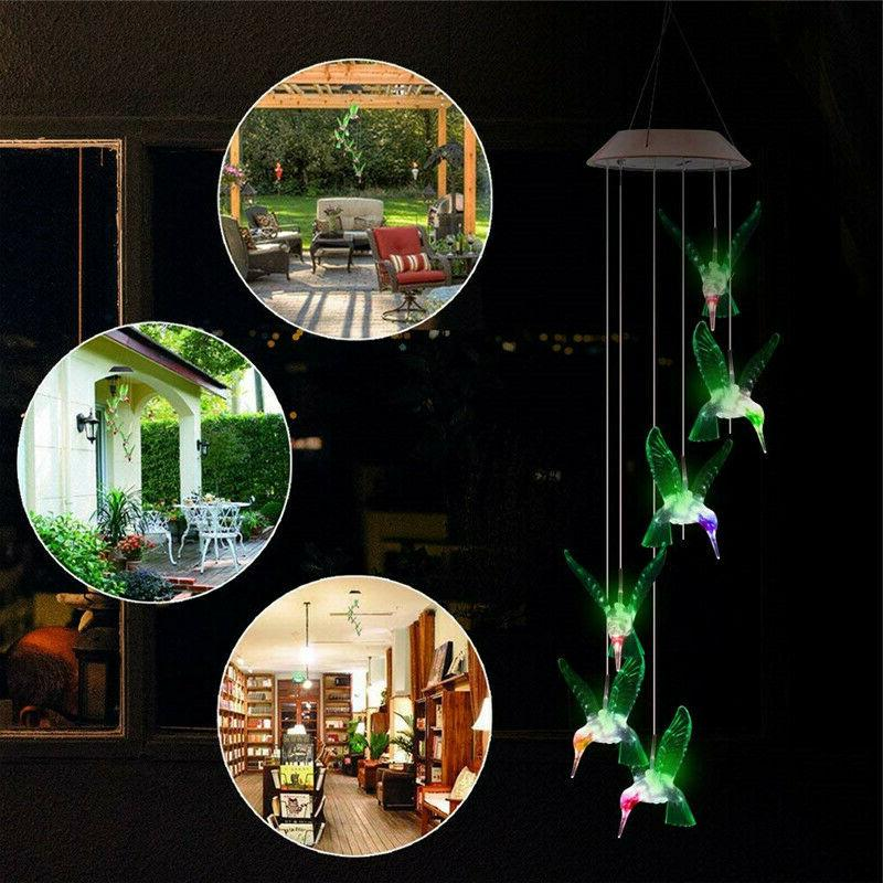 LED Wind Yard Garden Decor US