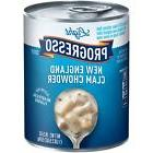 Progresso Light Soup New England Clam Chowder 18.5-Ounce Can