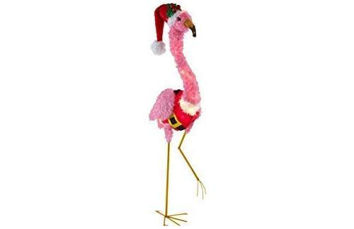 Holiday Time Flamingo -