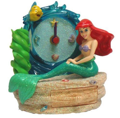 little mermaid pen holder w