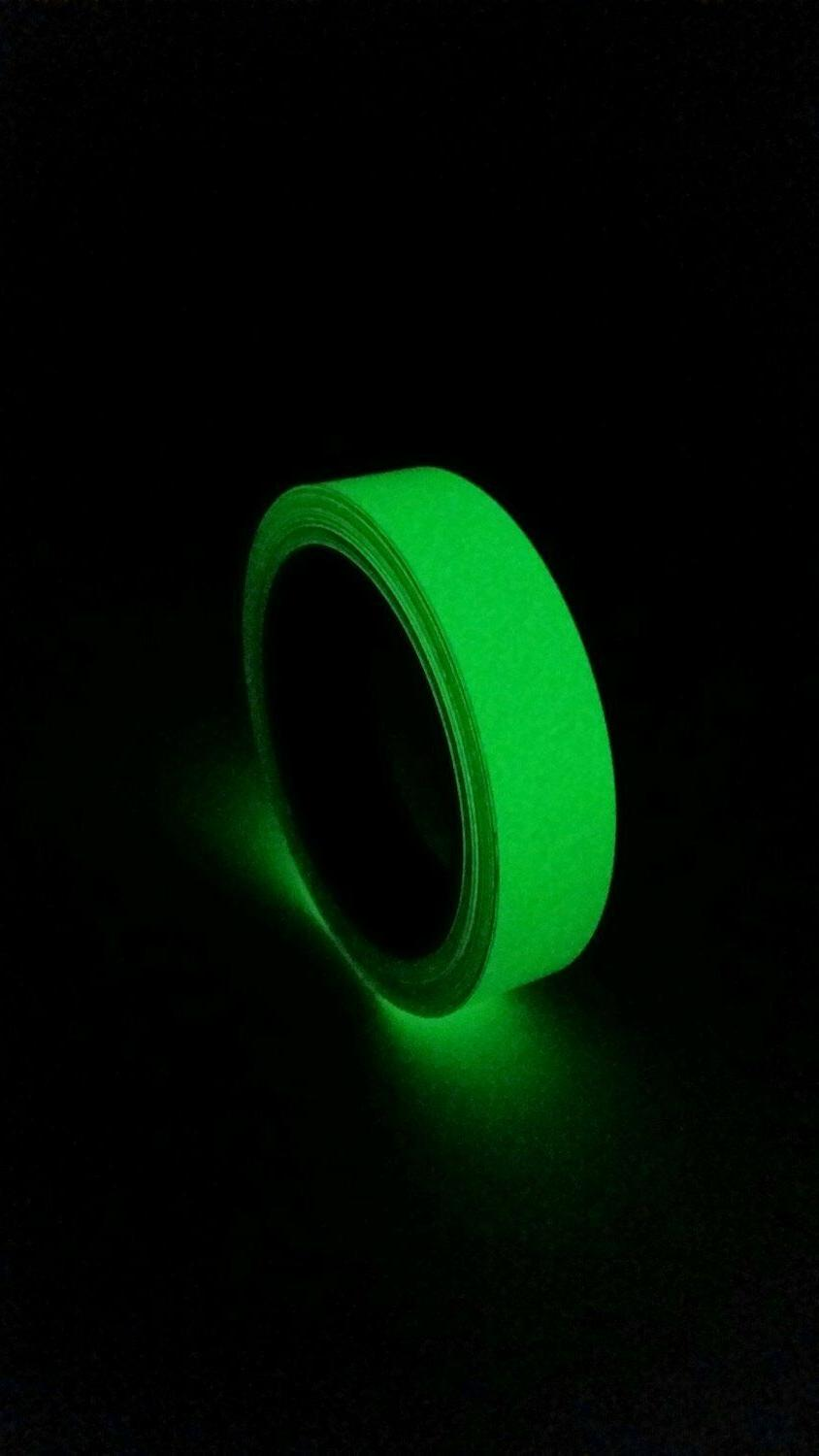Luminous The Dark Tape Green-Blue