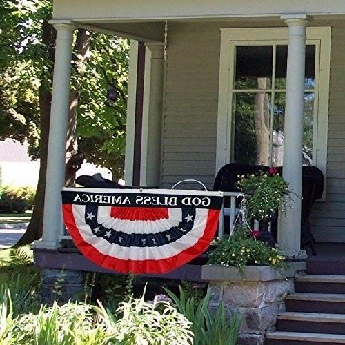 American Flag Veterans Day Memorial Outdoor Garden Yard Deco