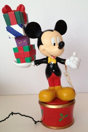 mickey mouse twirling table treetop