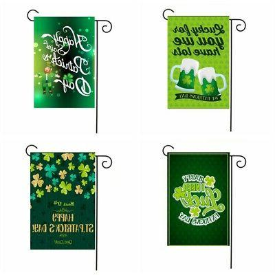 Durable Irish St.Patrick's Yard Banner Decor