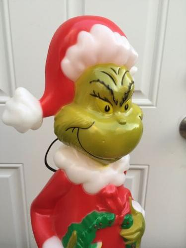 New Christmas Holiday Gemmy Blow Mold Outdoor