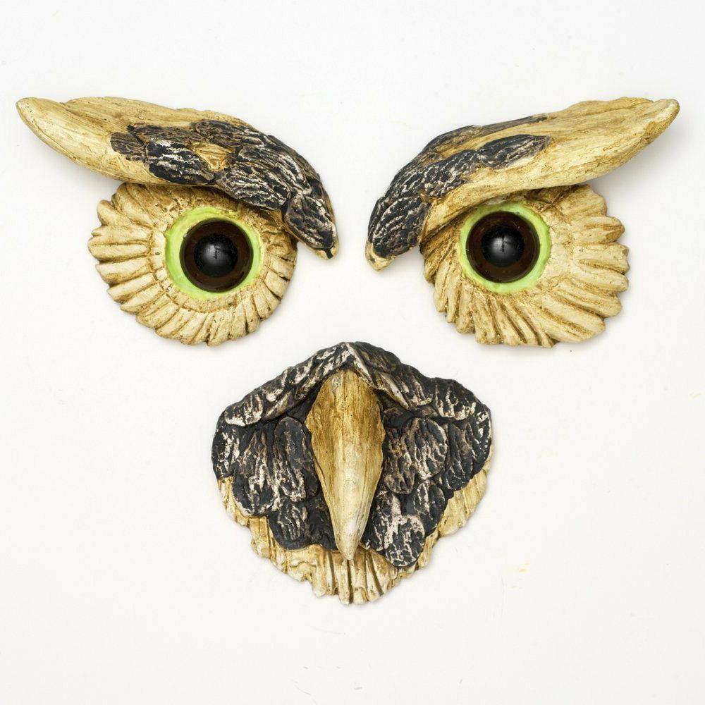 New Owl Hugger decoration Yard Art, Outdoor Decor