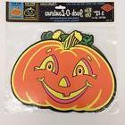 Beistle Nite Glo Jack O Lanterns Halloween Decorations Pumpk