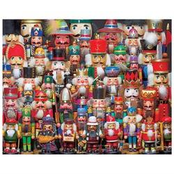 Nutcracker Collection 1000 Piece Jigsaw Puzzle From Springbo