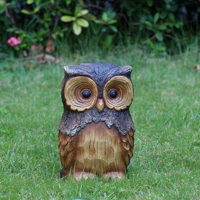 owl animal garden statue 11 5 inch