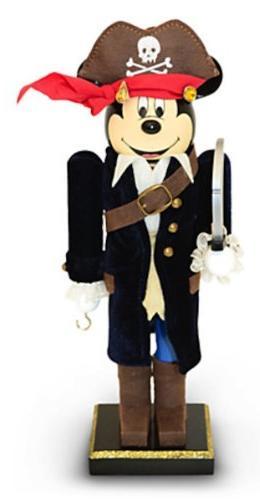 parks mickey mouse pirate nutcracker