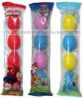 FRANKFORD Plastic CHARACTER Candy Filled EASTER EGGS Exp. 9/