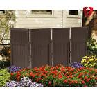 Outdoor Privacy Screen Cover Patio Décor Windscreen Panels