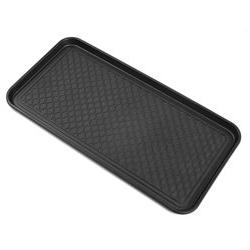 All Purpose Boot Tray for Muddy Shoes Pet Feeding Indoor Out