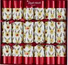 "6 X 13"" 33cm Racing Reindeer Christmas Crackers By Robin Ree"