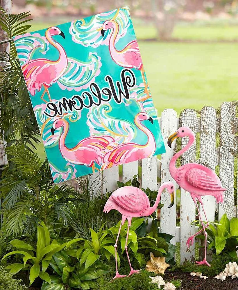 Right Flamingo Yard Art Home - 1 Pc.