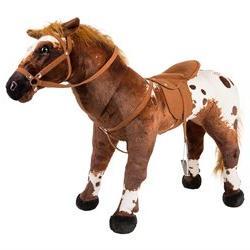 Rockin' Rider Domino Stable Horse