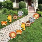 Safari Jungle Lawn Decor-Outdoor Baby Shower or Birthday Par