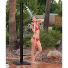 Outdoor Shower w/ Base | Sun-Warmed Shower for Patio & Pool
