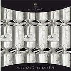 Tom Smith Silver Sleigh Luxury Christmas Crackers - 6 pack