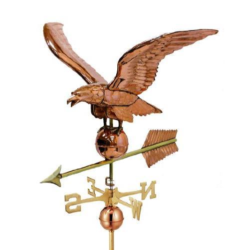 smithsonian eagle estate weathervane
