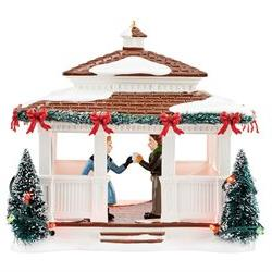 Department 56 Original Snow Village Anniversary Gazebo