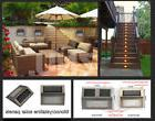 4PCS Outdoor Solar Power Panel LED Light Lamp Home System Ki