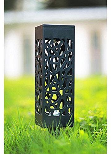 Maggift 8 Powered LED Garden Automatic Led Yard