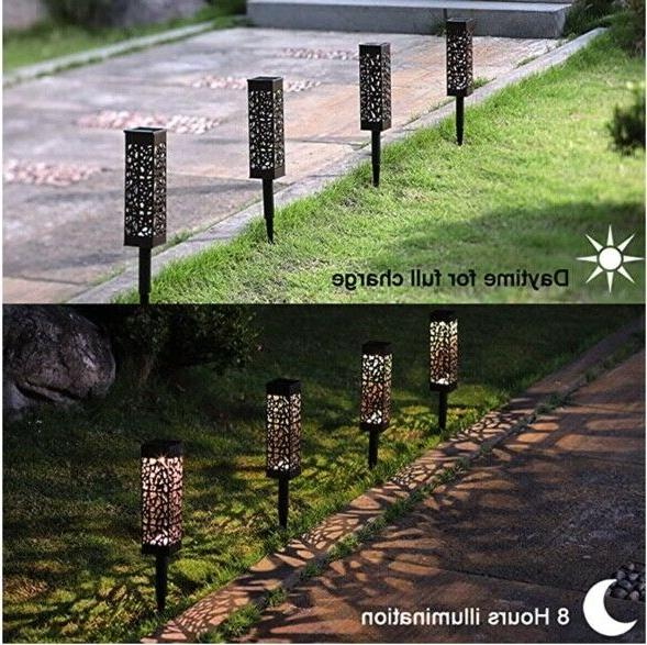 Solar Powered LED Lights, Automatic Led for Patio,