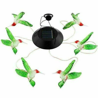 Solar Powered Hanging Color Changing