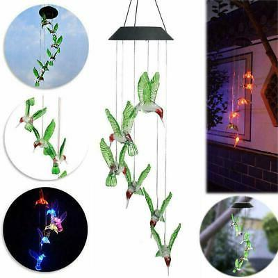 Solar Hanging Light Garden