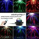 LED Sound Activated Party Night Light Dj RBG Disco Ball Danc