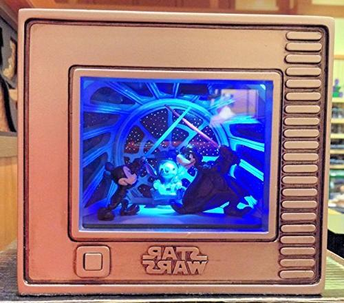 star wars mickey goofy stitch