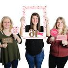 Sweet 16 - Birthday Party Photo Booth Picture Frame & Props