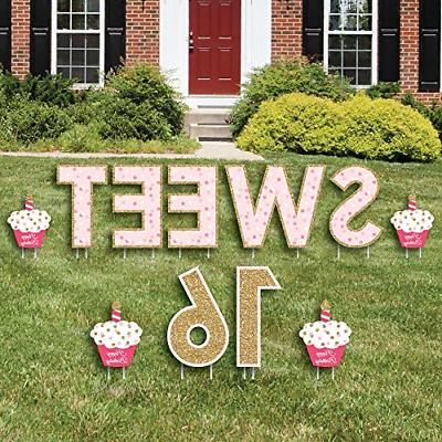 sweet sign lawn decorations