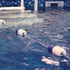 swimming pool safety divider float