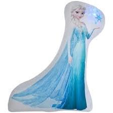 5 Ft. Swirling Light Airblown Inflatable Photorealistic Elsa