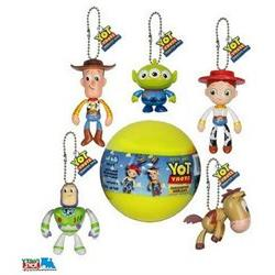 Toy Story Plastic Swinging Collectible Figures Keychains - R