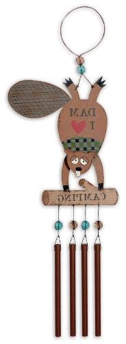 trailer park collection beaver chime