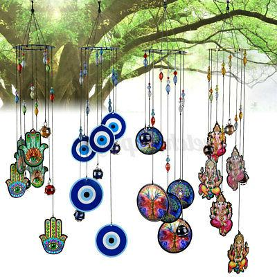 Tree Life Wind Chime Outdoor Home Yard Decor
