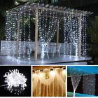 Cool/WARM White 10M 100 LED Bulbs XMAS Party String Lights F