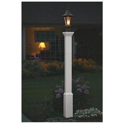 New England Arbors VA94429 Madison Lamp Post